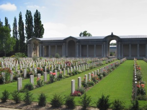 Faubourg Amiens Cemetary