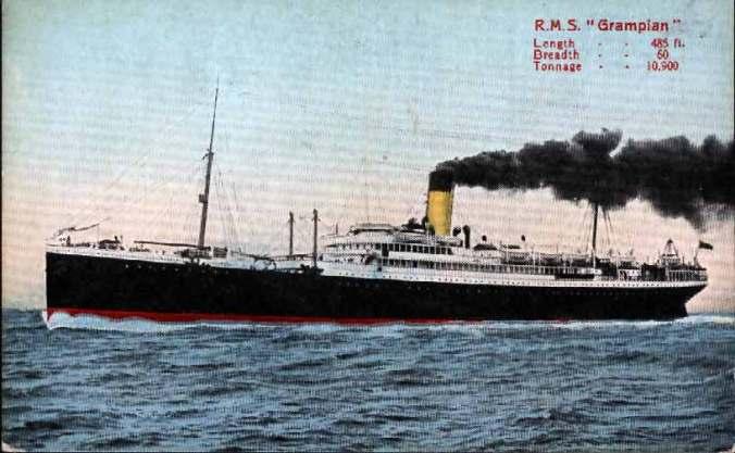 R.M.S Grampian