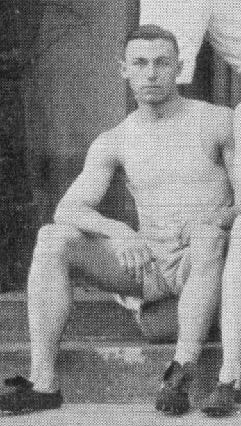 UNIVERSITY OF TORONTO TRACK TEAM, INTER-COLLEGIATE CHAMPIONS, 1912.