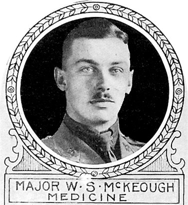 Major W.S. McKeough Medicine
