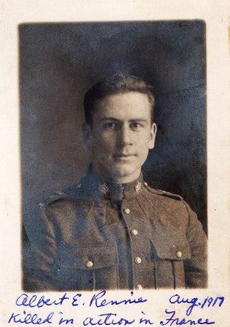 Albert Ernest Rennie