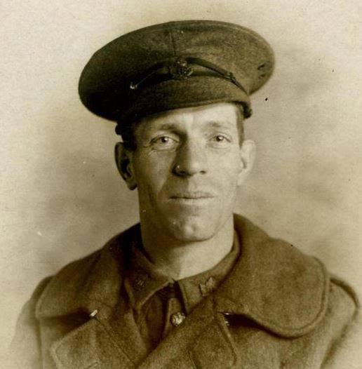 Private Herbert Bishop Fenton