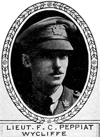 Frederick Charles Peppiatt Picture