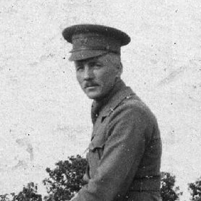 Major G.W. Nelson. Source: Bruce Remembers