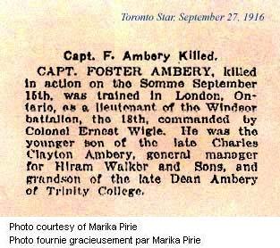 Toronto Star Sept. 27, 1916