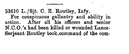 Routley, Chester Elmer 53610 dcm 2