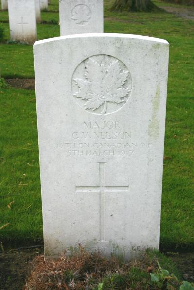 Current Grave Marker