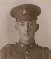 Private Percy William Lemmon