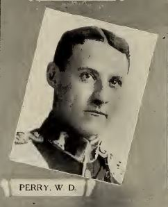 Picture of WD Perry from UCC Book