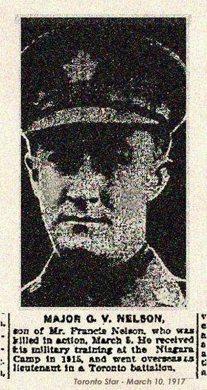 Press Clipping Toronto Star March 10, 1917
