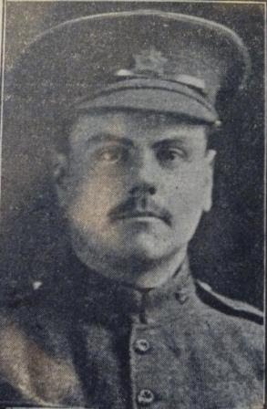 "Possible image of Harry ""Douglas"" Dunnett found at the the Elgin OGS Web Site."