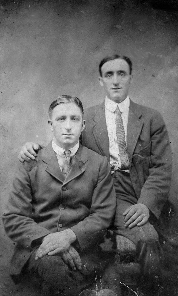 Photo of John Humphreys – John Humphreys (brother to Elizibeth)