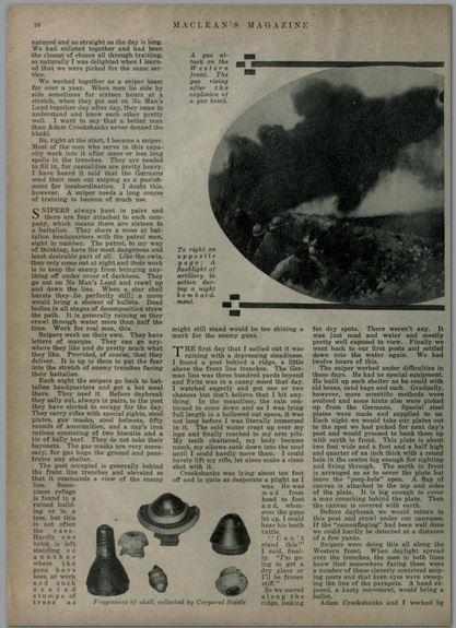McLeans December 1917 Article by Siddle Page 2