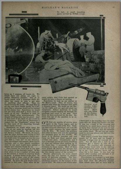 McLeans December 1917 Article by Siddle Page 3
