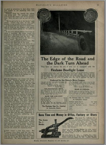 McLeans December 1917 Article by Siddle Page 7
