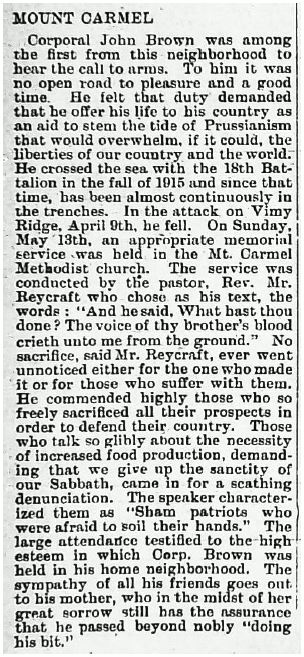The Age May 17 1917