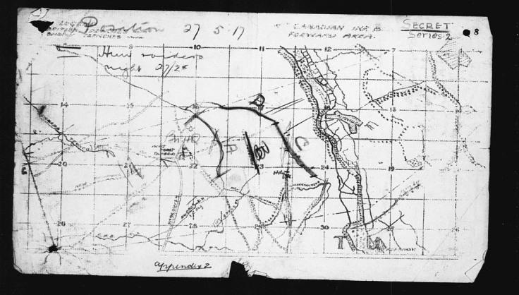 Appendix 2 Hun Raiders night 27 and 28 of May 1917