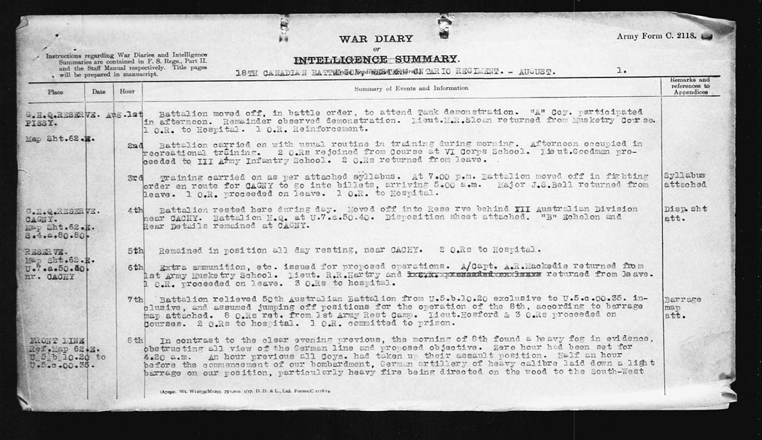 Augusts 1918 Page 5