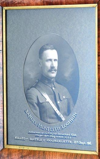 Samuel Monteith Loghrin