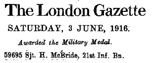 London Gazette #29608