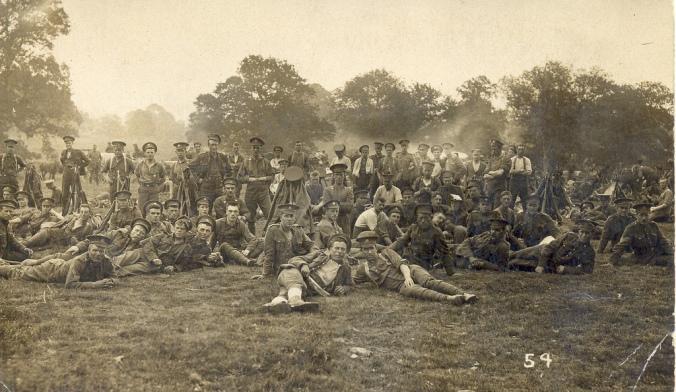 18th Battalion A Company