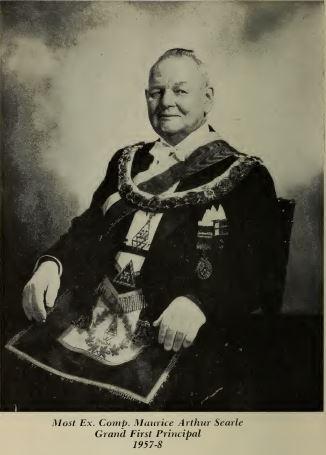 Maurice A. Searle 1956
