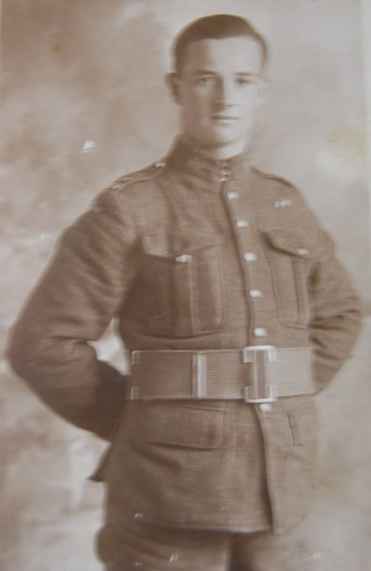 William Irwin Huston, 160th Battalion CEF