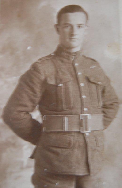 William Irwin Huston, 160th Battalion CEF