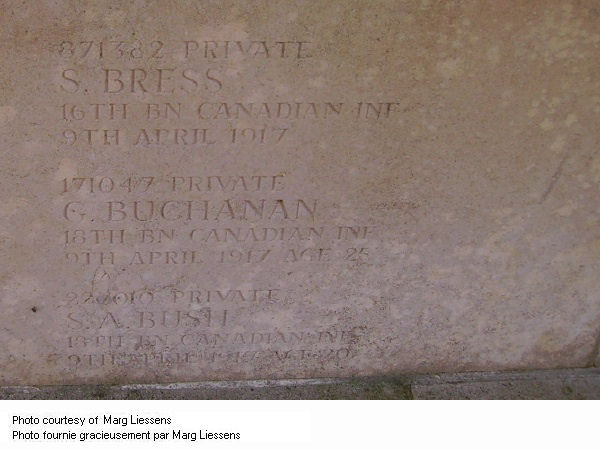 Inscription – A photograph of the memorial wall at the Zivy Crater Cemetery. May he rest in peace.(J.Stephens) Source: CVWM