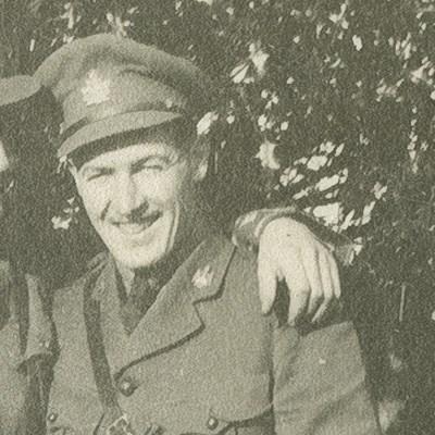 Lieutenant Harry Braun Krug. Source: Bruce Remembers