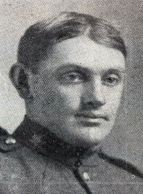 Private Edwin Charles Smith. Source: Kent Branch of the O.G.S.