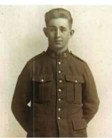 Private James Peter Pegg. Source: Kent Branch of the O.G.S.