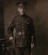 Private Wilbur Henry Johnston. Source: Gathering Our Heroes