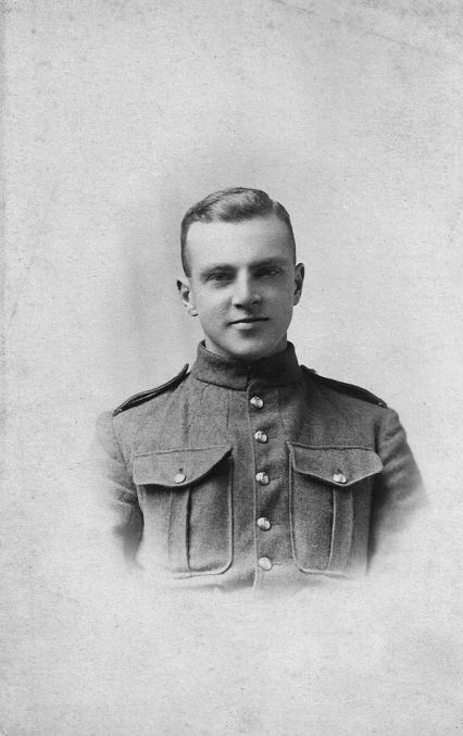Archibald William Adie, 1 July 1917
