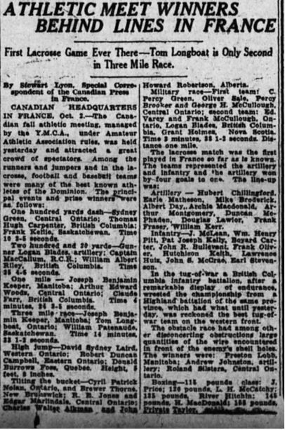Source: The Ottawa Journal, 2 Oct 1917, Tue, Page 14.