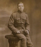 Private David Labombarbe. Source: Gathering Our Heroes