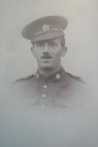 Private Walter Stanley. Source: CVWM