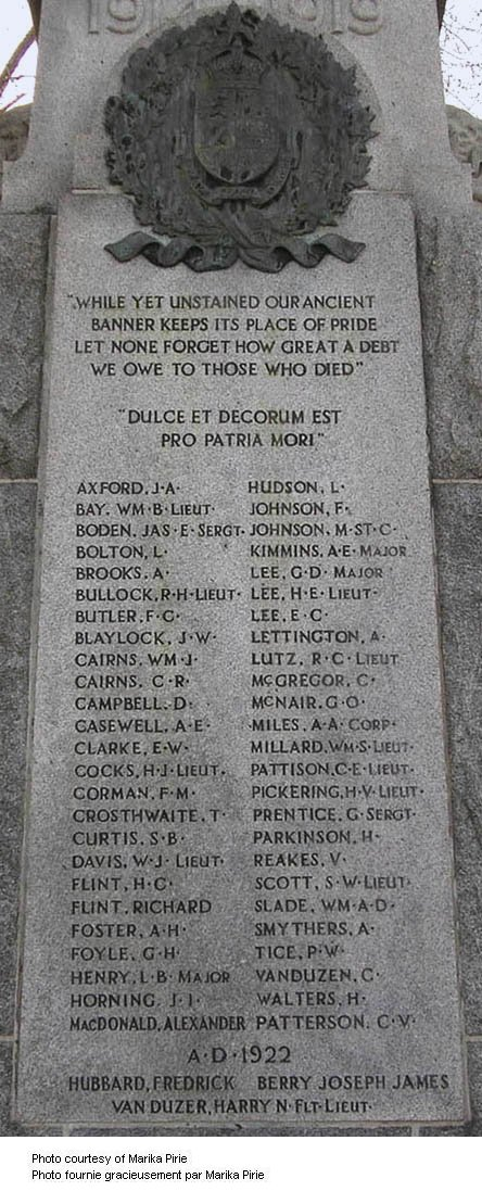 Saltfleet Memorial via CVWM
