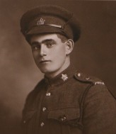 Private Frederick Stevens, DCM. Source: Gathering Our Heroes