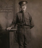 Pte. Morgan Alfred. Source: Gathering Our Heroes
