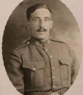 Pte. John Naylor. Source: Gathering Our Heroes