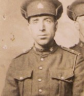 Pte. Henry Badgley. Source: Gathering Our Heroes