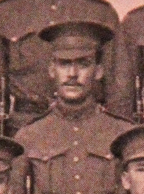Pte. Harry Russell. Source: CVWM Picture Me