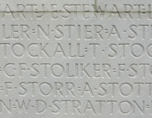 Vimy inscription. Source: CVWM