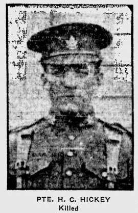 Newspaper Clipping – From the Calgary Herald. Submitted for the project, Operation: Picture Me. Source: CVWM