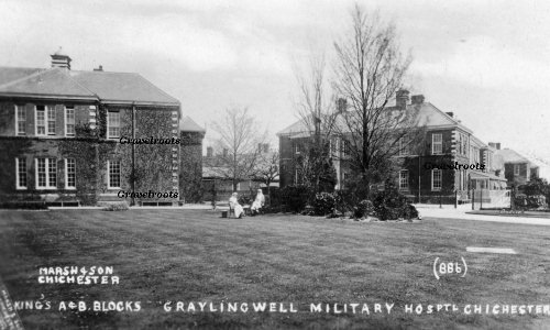 graylingwell-military-hospital