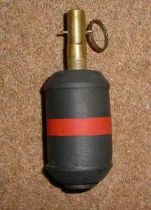 Photograph No. 27 Grenade