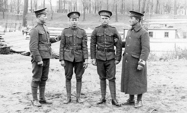 Group Photo – Jacob Lane, MP (far right). Source: CVWM