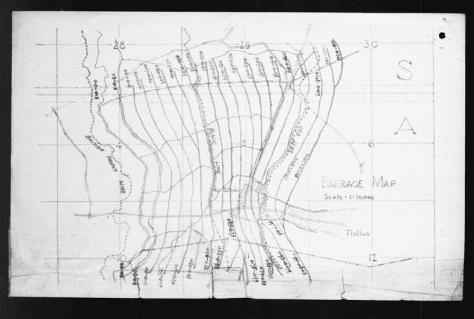 Barrage Map