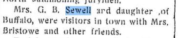 Clinton News Era September 20 1917 Page 1 Guy Blanchard Sewell